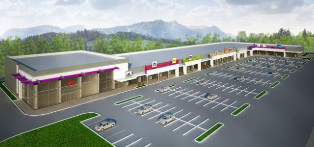 Ionuț Dumitrescu și Element Development ridică Bistrița Retail Park