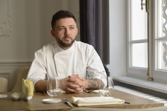 Chef Mihai Irimia_Le Consul