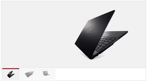Fujitsu lanseaza LIFEBOOK U937, un notebook care cantareste doar 930 de grame