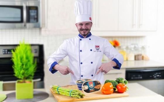 Da-ţi frâu liber imaginaţiei în…bucătărie! Azi gătim cu finalistul celei de-a 5-a ediţii Masterchef