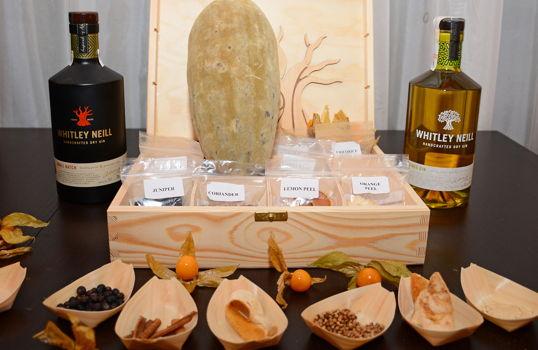 Inspirat de aromele Africii, ginul super premium Whitley Neill ajunge și în România