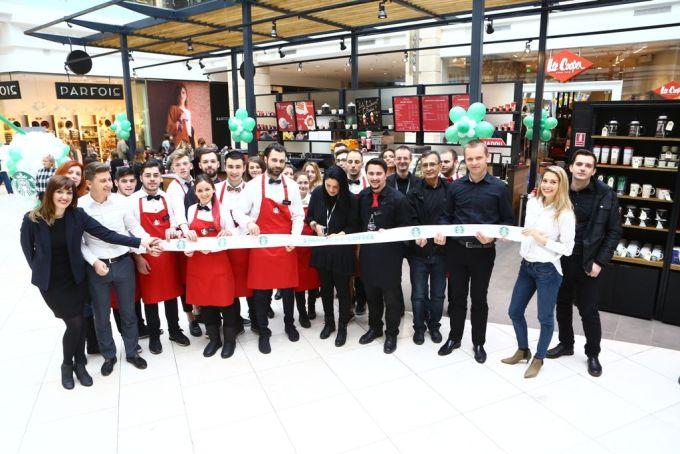 Starbucks AFI Cotroceni 2