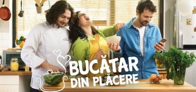 Lidl România a lansat platforma Bucătar din Plăcere