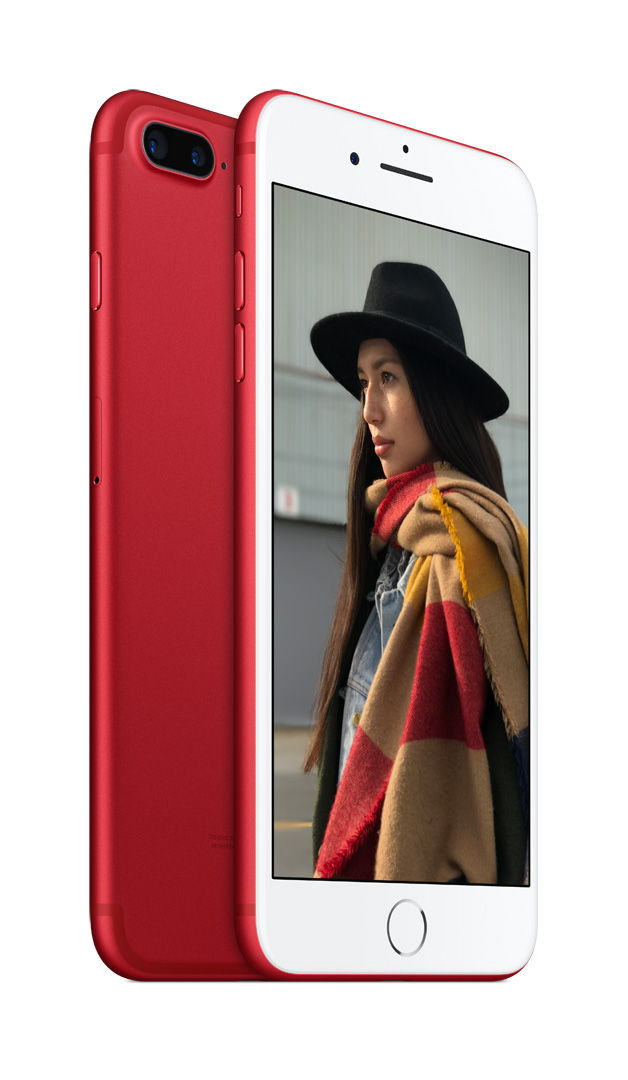 iPhone 7 Plus_Red 01