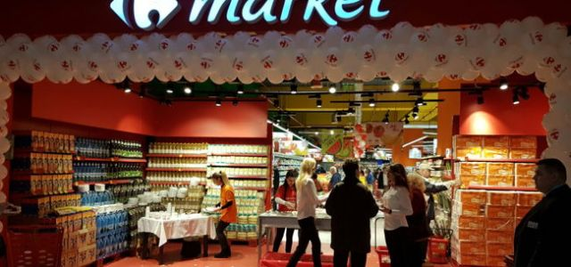 Carrefour redeschide primul magazin BILLA remodelat