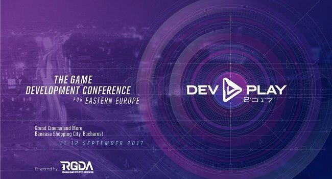 DEV.PLAY 2017 by RGDA: În septembrie, Bucureștiul devine, pentru a doua oară, capitala industriei de game development