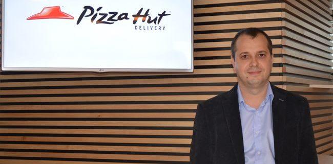 Costul mediu pentru deshiderea unei francize Pizza Hut Delivery, circa 200.000 de euro