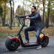 Bucharest Technology Week 2017: masina electrica cu autonomie de 400 km NEDC, sisteme inteligente si motocicleta Harley electrica