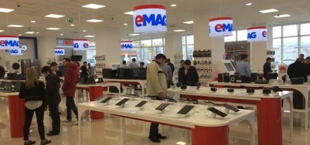 eMAG țintește vânzări de un miliard de euro pe piața din Ungaria