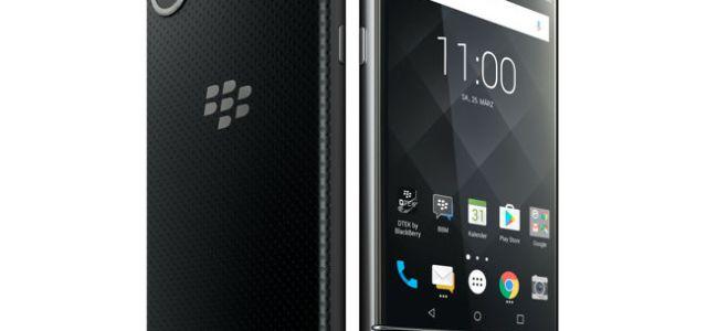 Noul BlackBerry, disponibil pentru precomandă la Vodafone