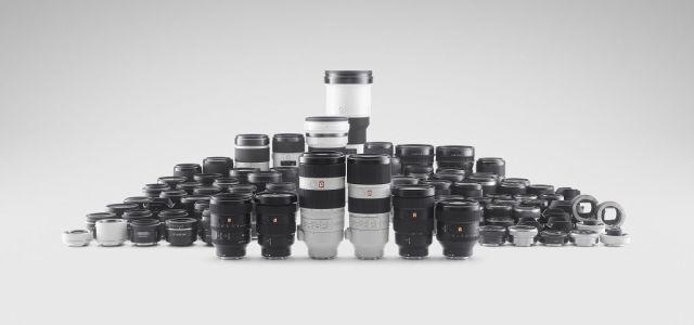 Sony lansează două noi obiective superangulare full-frame cu montură E