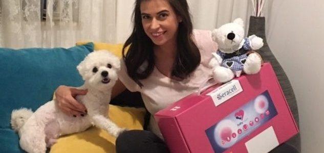 Diana Bart a adaugat kit-ul BabyStem in bagajul pentru maternitate