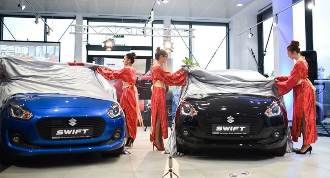 Noul Suzuki Swift, lansatcu ocazia inaugurări noului showroom DAB Auto Serv