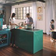 Franke lansează pe piața locală sistemele Crystal, Maris, Mythos și Smart