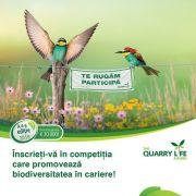 HeidelbergCement lansează a patra ediție Quarry Life Award