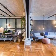 """When South Meets North"", un laborator experimental de design interior"