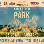 ParkLake organizează Street Food in the Park – ParkLake Garden Edition