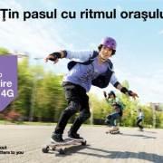 Orange anunță acoperire 4G 100% la nivel urban