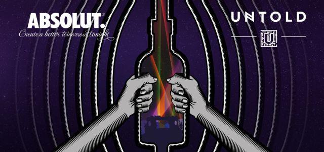 ABSOLUT Vodka transformă festivalul UNTOLD în cea mai mare petrecere a diversităţii