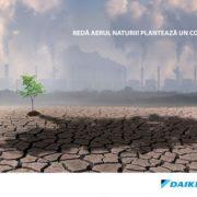"""Daikin redă aerul naturii prin campania de CSR """"Plantăm Aer"""""""