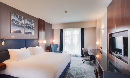 DoubleTree by Hilton intră pe piața hotelieră din Cluj-Napoca