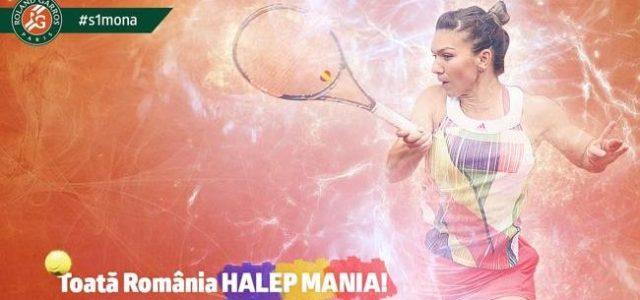 Pro TV transmite finala Simonei Halep de la Roland Garros