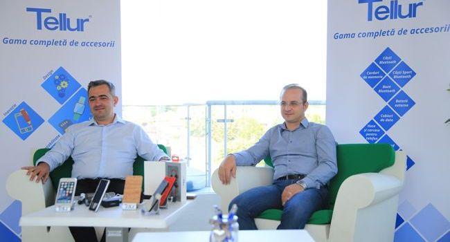 """ABN System cucerește Europa cu Tellur, primul brand 100% românesc de accesorii telecom """"de export"""""""
