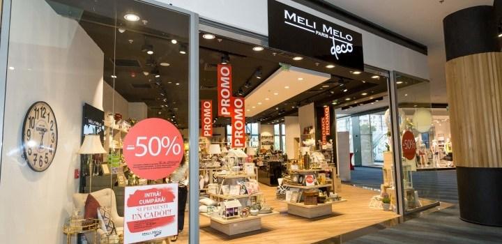 Meli Melo Paris anunta modificarea programului magazinelor