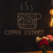 Coffee District, un nou concept de cafenea aparut in Bucuresti