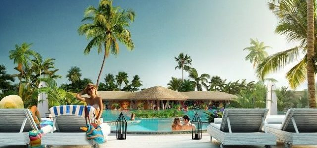Sands of Therme: peste 600 de palmieri, 40 de măslini, terenuri de fotbal și volei și un Concept Beach Club