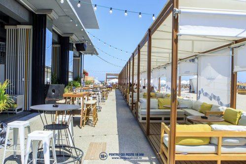 Riviera Peroni al Café del Mar, un nou loc de party-uri în Mamaia