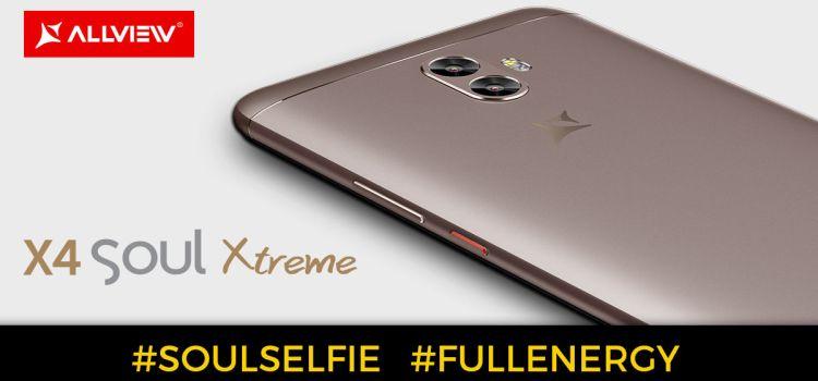 Allview lansează noul său flagship, X4 Xtreme