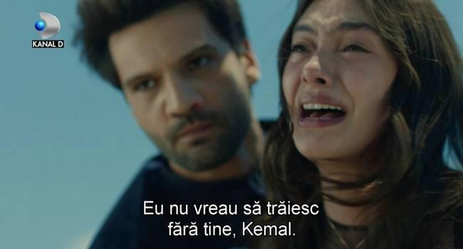 "Ultimul episod din ""Dragoste infinita"":Kemal si Emir duc ultima lupta la Kanal D!"
