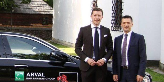 Arval România susține cinematografia printr-un parteneriat de mobilitate inedit