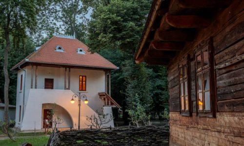 Deco Trends: O casă din viitor, plină de frumosul tradițional la Muzeul Satului – FOTO & VIDEO