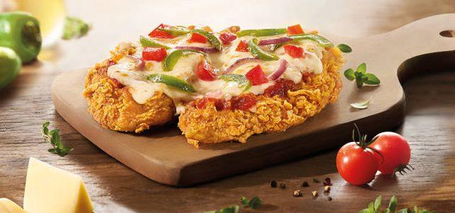 Chizza, cel mai nou produs de la KFC
