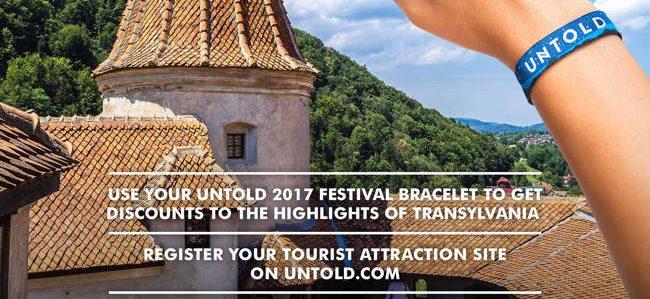 UNTOLD continuă și în acest an campania Transilvania All Inclusive