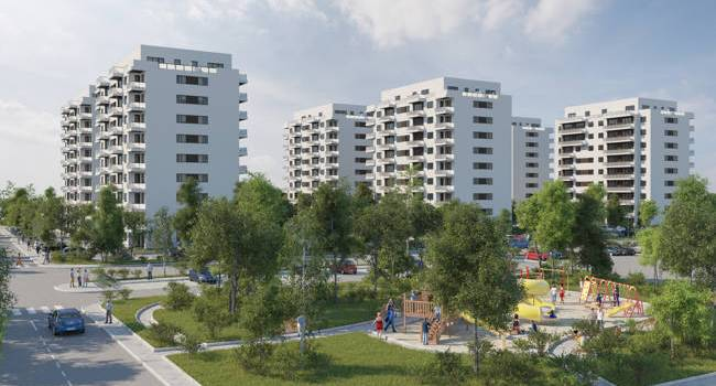 Shikun & Binui RED România a vândut peste 50% din prima fază a complexului rezidențial New Point