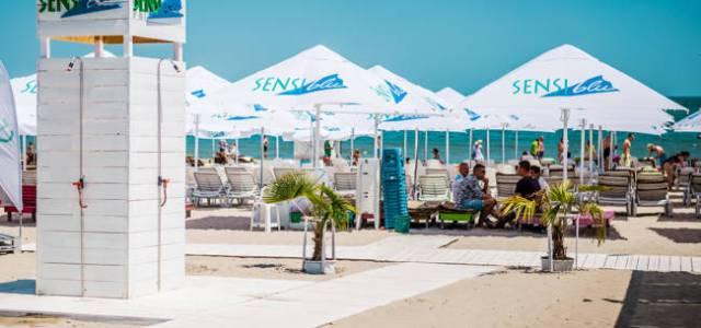 5 ponturi pentru a alege plaja Sensiblu din Mamaia