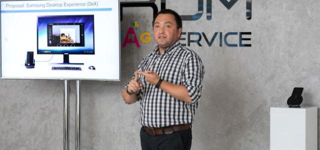 Cum să îți transformi smartphone-ul într-un computer cu ajutorul lui Samsung DeX