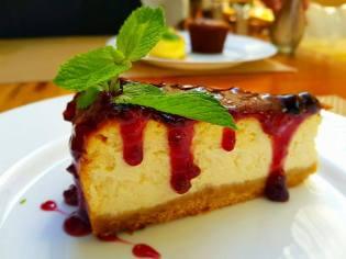 Trattoria Garibaldi - Cheesecake