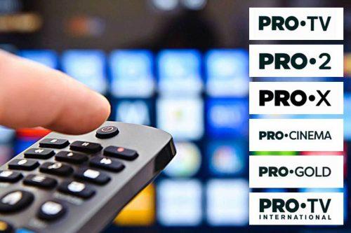 PRO TV lansează noua platformă PRO TV Plus!