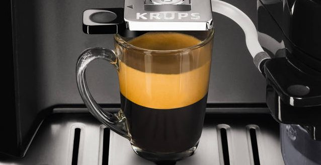 Krups Latt'Espress, happiness is just a cup of good coffee!