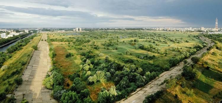 Cu bicicleta în Parcul Natural Văcărești: traseu de cicloturism amenajat pe o distanță de 8 km!