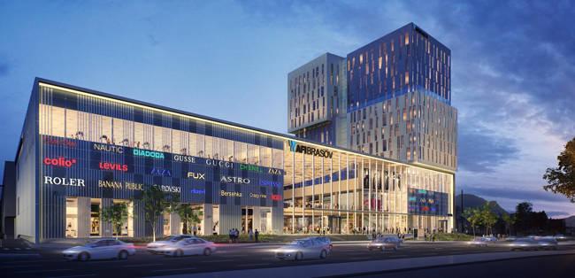 AFI construiește un nou mall în România. Investiția, peste 120 de milioane euro