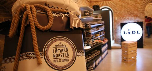 Lidl deschide porțile Muzeului Cămărilor Românești