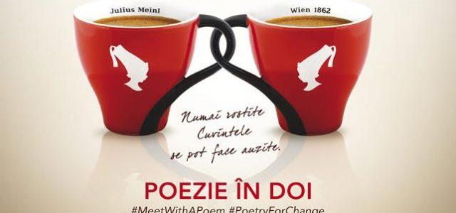 """Manifestul Julius Meinl """"Poezie în doi"""" continuă"""