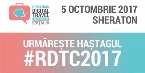 Romanian Digital Travel Conference a ajuns la editia a IV- a!