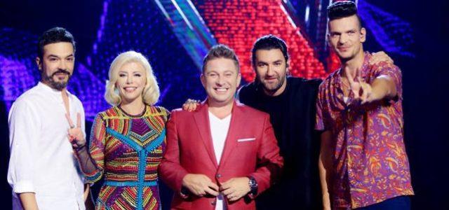 Record de audiență la debutul sezonului șapte Vocea României!