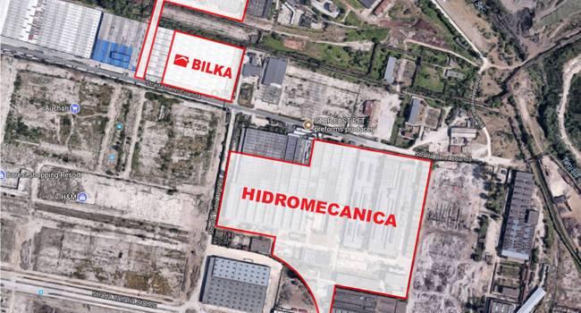 Bilka reindustrializează platforma Hidromecanica 2 cu investiții de 20 mil. euro